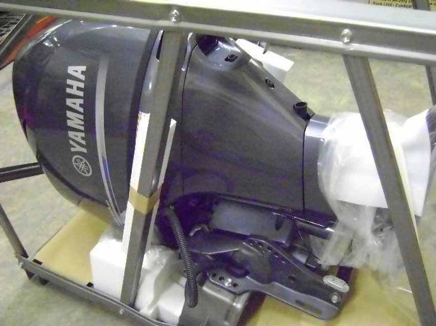 2019 Yamaha 4 stroke outboards for sale