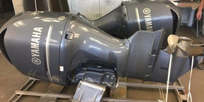 350hp Yamaha outboards-2020 4 stroke for sale