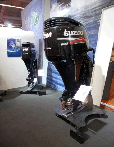 300HP Suzuki Four Stroke Outboard Motors For Sale-2019