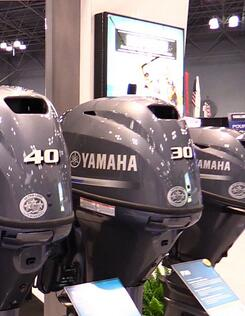 Yamaha 30hp outboard-New 4 stroke boat motors sale long shaft