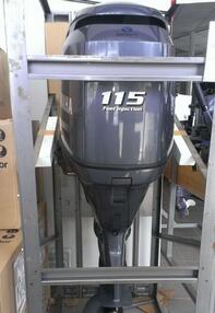 Yamaha 115hp 2 stroke outboard motors sale-long shaft 115CETOL
