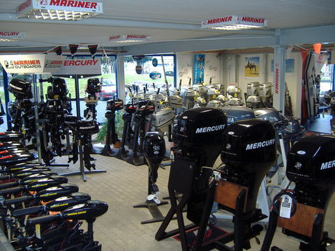 Mercury Four stroke outboard motors sale-2016