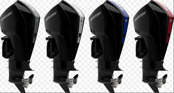 200HP Mercury Four stroke outboard motors sale-2019