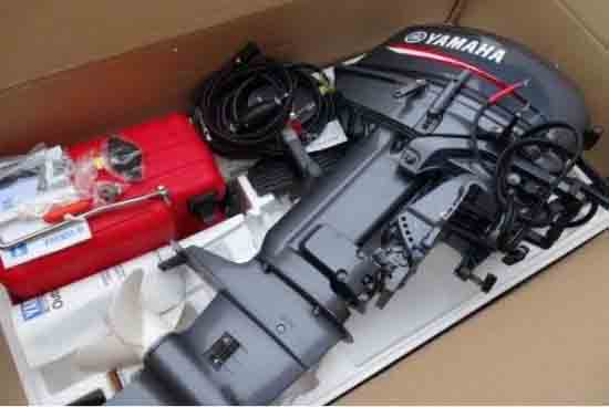 Yamaha 25hp 2 Stroke Outboard engine sale-Short Shaft 25NMHS