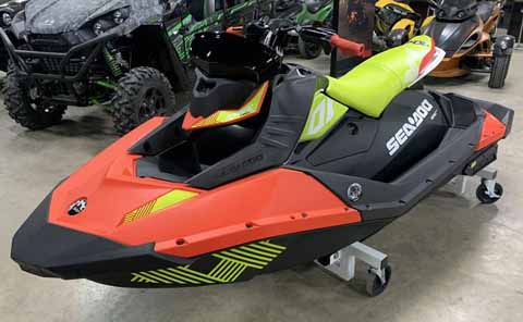 2020 Sea Doo SPARK TRIXX 3 UP-Jet skis for sale
