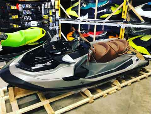 2020 SeaDOO GTX LIMITED 300-Jet skis for sale