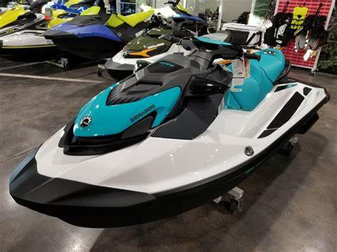 2020 Sea DOO GTI 90-Jet skis for sale