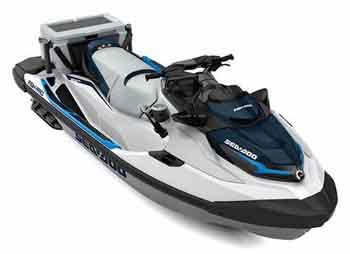 2021 Sea DOO Fish Pro 170-Jet skis for sale