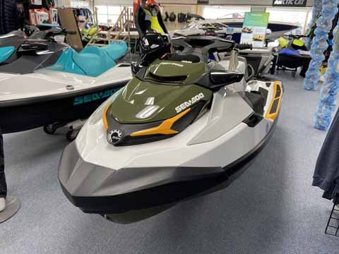 2020 Sea DOO Fish Pro 170-Jet skis for sale
