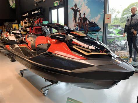 2020 SeaDOO RXT-X 300-Jet skis for sale