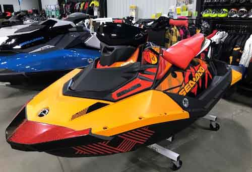 2020 SeaDoo TRIXX 3UP-Jet skis for sale