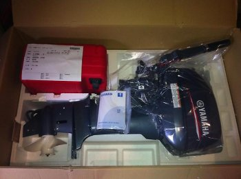 Yamaha 2 stroke Outboard Engines for sale