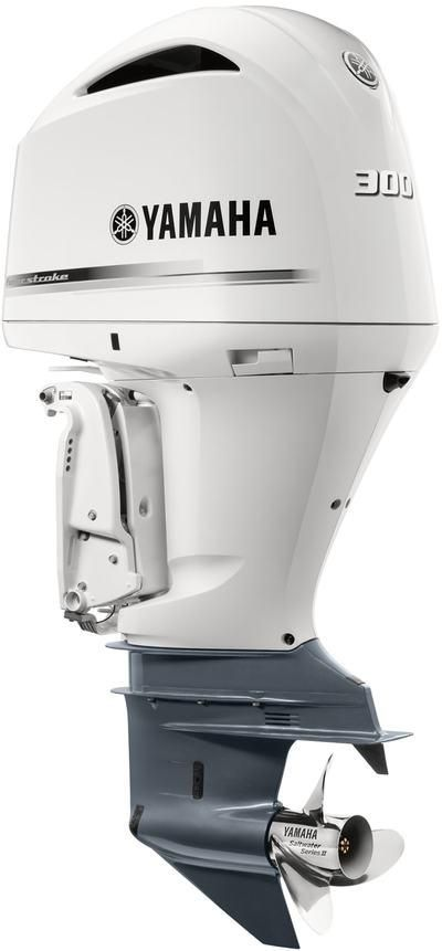 2021 Yamaha F300XCA 4.2L 4 Stroke Offshore Outboard Motor