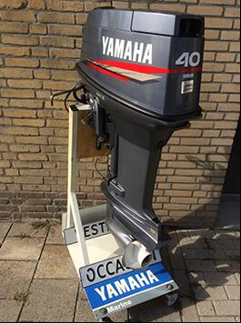 Yamaha 2 stroke outboards sale-40hp long shaft 40VEOL