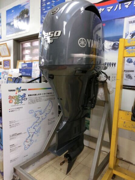 Yamaha 130hp f130 outboard motors for sale 2018 four stroke for Honda outboard motors for sale used