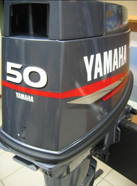 Yamaha 50 2 stroke outboard motors sale-long shaft 50HETOL