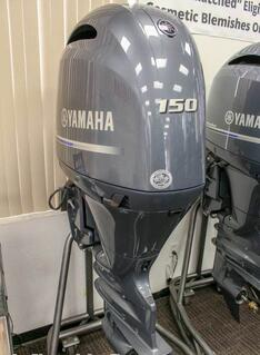 Yamaha 150 outboard sale-4 stroke boat engines i-4 F150LCA