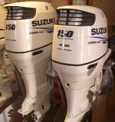 150hp 4 stroke outboard motors sale-Suzuki boat engine DF150TLW