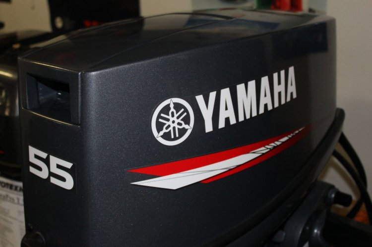Yamaha 55hp 2 stroke outboard sale-long shaft motor 55BETL