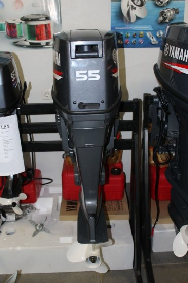 Yamaha 55hp 2 stroke outboard motor sale-long shaft 55BEDL