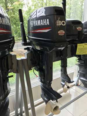 Yamaha 30DMHOL 30hp 2 Stroke Outboard motors sale-Long Shaft