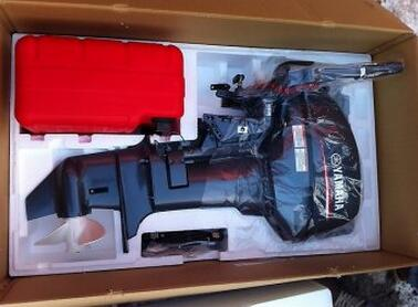 Yamaha 9.9hp 2 stroke outboard for sale-9.9GMHS short shaft