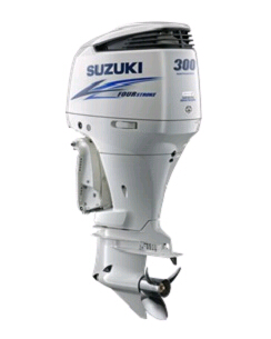 Suzuki 300hp outboard sale-4 stroke 30'' shaft motor DF300APXXW