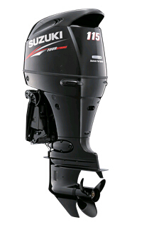 115hp outboard motors sale-Suzuki 4 stroke boat engine DF115ATX
