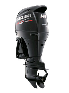 Suzuki 4 Stroke Outboard Motors Sale-boat engine DF140ATL