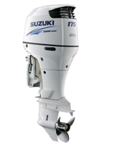 2019 Suzuki DF175TGXZW Four Stroke Outboard Motors Sale