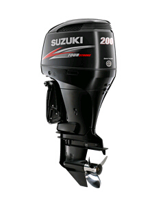 Suzuki 200hp Four Stroke Outboard sale-2020 DF200ATX