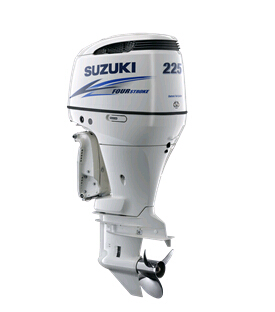 Suzuki 4 Stroke 225hp Outboard Motors Sale-25'' shaft DF225TXW