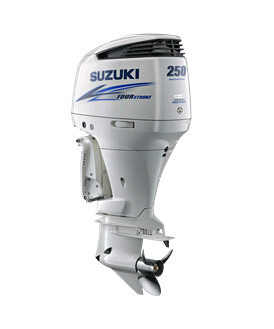 Suzuki 250hp 4Stroke Outboards sale-30'' shaft motor DF250APXXW