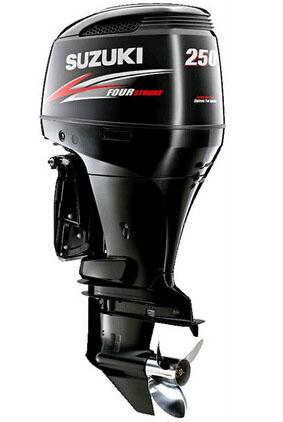 Suzuki 250 outboard sale-4 stroke 30'' shaft boat motor DF250TXX