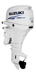 Suzuki 40hp outboard-4 stroke motors sale electric start DF40ATL