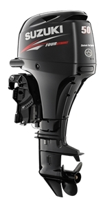 50hp outboard Motor-Suzuki 4 stroke long shaft sale DF50ATL