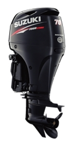 70hp outboard motors sale-Suzuki 4 stroke boat engines DF70ATL