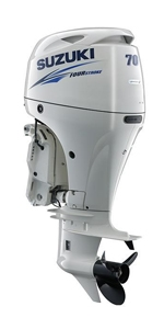 70hp 4 stroke outboard motors sale-boat engine Suzuki DF70ATLW