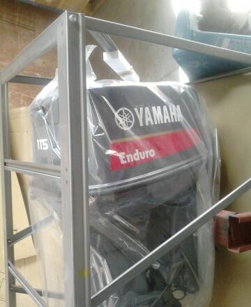 Yamaha 115hp 2 stroke Enduro outboards sale-long shaft E115AETL