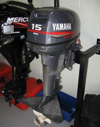 Yamaha 15hp Enduro outboards sale-2 stroke long shaft E15DMHL