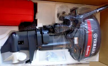 Yamaha 25hp Enduro outboards sale-2 stroke short shaft E25BMHS