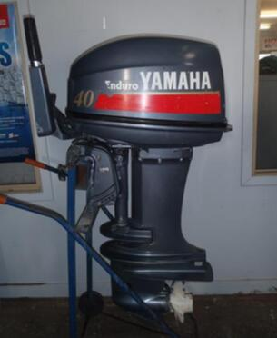 Yamaha 40hp Enduro outboards sale-2 stroke long shaft E40XMHL