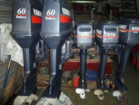Yamaha 60hp Enduro outboards sale-2 stroke long shaft E60HMHDL