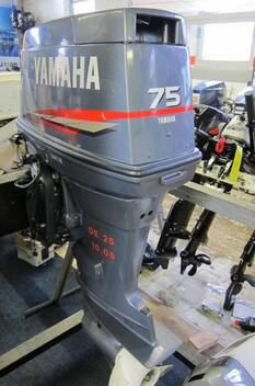 Yamaha 75hp Enduro outboards sale-2 stroke long shaft E75BMHDL