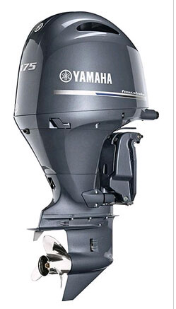 Yamaha 175hp Outboards sale-2019 4 stroke F175XA 25'' shaft