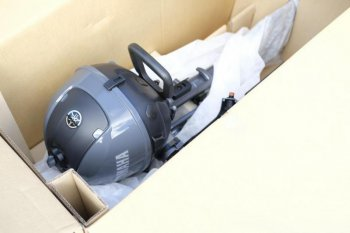 Yamaha F2.5SMHB Portable Four Stroke 2.5HP outboard motors sale