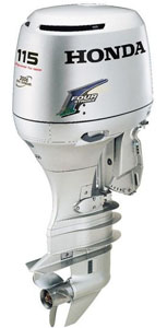 Honda 115hp outboard motors sale-4 stroke 25'' shaft BF115D1XCA