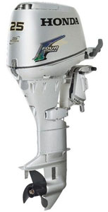 25hp outboards for sale-Honda 4 stroke 25 boat motors BF25D3LRG