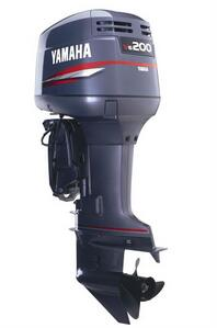 Yamaha 200 2 stroke outboards sale-Ultra long shaft L200FETOX