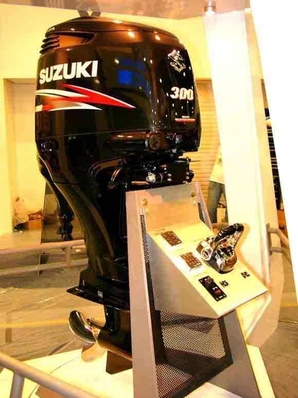 Suzuki 300HP outboards for sale-2020 4 stroke boat motor